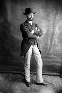 Georges Ancely n'a que vingt ans lorsqu'il réalise sa première photographie