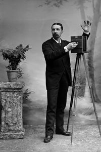 Georges ANCELY Horloger Photographe
