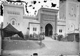 Trocadéro, Exposition Pavillon de l'Algérie