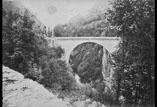 Pont Napoléon Route de Luz St Sauveur