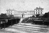 Ecole vétérinaire et chemin de fer