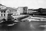 Chaussée du quai de Tounis