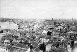 Panorama du clocher de la Dalbade avant la construction de la flèche