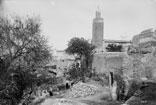 Mosquée de Sidi Bou Médine près Tlemcen