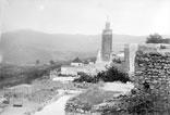 Village et Mosquée de Sidi Bou Médine près Tlemcen