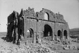 Ruines Romaines à Lambessa près Batna (temple)