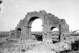 Ruines Romaine à Lambessa près Batna