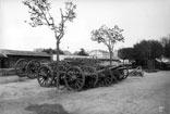 Parc et matériel Caserne du 18eme Reg d'artillerie