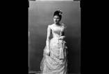 Marie Louise Ancely née Ricous en buste bas