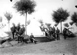 Colonel Déloye au Camp du Ger