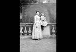 Laure et Alice Girard à St Michel