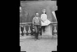 René et Marthe Ancely à St Michel