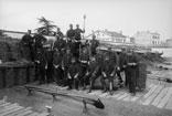 Groupe des officiers d'artillerie 17eme Reg territoriale