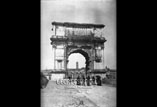 Arc de Titus au Forum