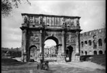 Arc de Constantin près du Colysée