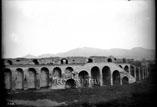 Pompeï Extérieur de l'Amphithéatre