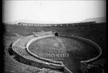 Pompeï Intérieur de l'Amphithéatre