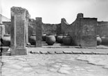 Pompeï Amphores d'huile
