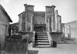 Pompeï Temple d'Iris
