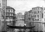 Grand Canal Pont et Eglise St Jérémie