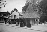 Histoire de l'Habitation, Japon, Huttes africaines