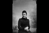 M. L. Ancely née Ricous en buste
