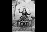 Marthe Ancely balustrade et cerceau