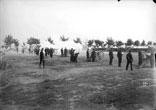 Ecoles à feu au Camp du Ger
