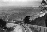 Chemin de fer à crémaillères pour les 13 arbres