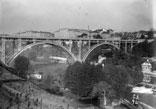 Le Pont en fer