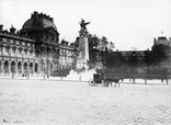 Monument de Gambetta Place du Carrousel