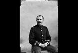 Capitaine Jean Ricous en buste