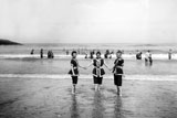 Grande Plage. Marguerite Ravel, Mme Ravel, Marie Jeanne Cibiel