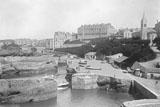 Vue prise du Port des Pêcheurs