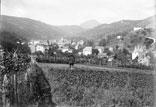Vieux Royat et Puy de Dôme