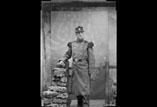 Soldat René Ancely en Buste bas
