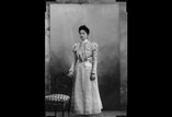 Marthe Ancely en buste haut