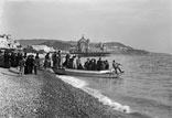 Embarquement sur la Promenade des Anglais
