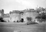 Fortifications sur le port
