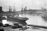 Le port militaire