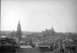 Vue de la ville prise de l'Alcazar