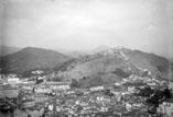 La ville et le Gibralfaro