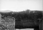 L'Alhambra et le Généralife Vue prise de l'Albaycin