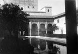 L'Alhambra Patio de la Alberca (au réservoir)