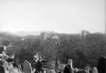 Vue générale de l'Alhambra prise de l'Albaycin