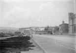 La Lonja, le quai et les fortifications