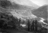 Route de la Grave au col du Lautaret, vallée de la Romanche