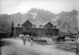 Col, chalet Hotel et Grand Galibier