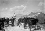 Sommet du Brévent vue des Alpes et du Mont Buet
