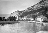 Chanaz et le canal du Rhône